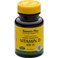 Vitamin D3 400 IE von Natures Plus