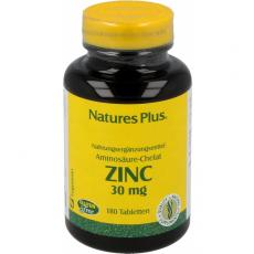 Zink 30mg von Natures Plus