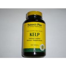 Kelp (Seetang) von Natures Plus