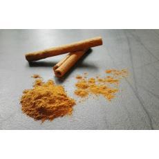 Bio Cassia-Zimt, Premium-Rohkostqualität, gemahlen