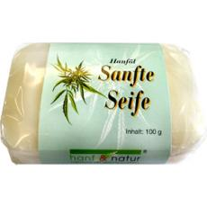 Hanföl Sanfte Seife