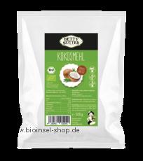 Bio Kokosmehl in Premium-Rohkostqualität