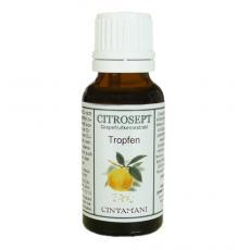 Citrosept®, original Grapefruitkernextrakt von Dr. Harich