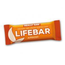 Lifebar - Aprikose von Lifefood, Premium-Rohkostqualität