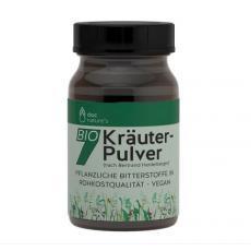 7 Kräuter Pulver, bio in Rohkostqualität