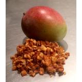 Bio Mangowürfel in Rohkostqualität