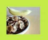 Bio Bananenscheiben, getrocknet