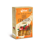 Life Crackers Pizza, Bio in Premium Rohkostqualität